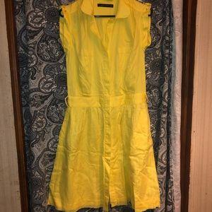 Zara Belted Dress